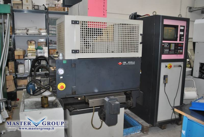 ELETTROEROSIONE A TUFFO CNC - USATA - CDM ROVELLA - ZENIT H