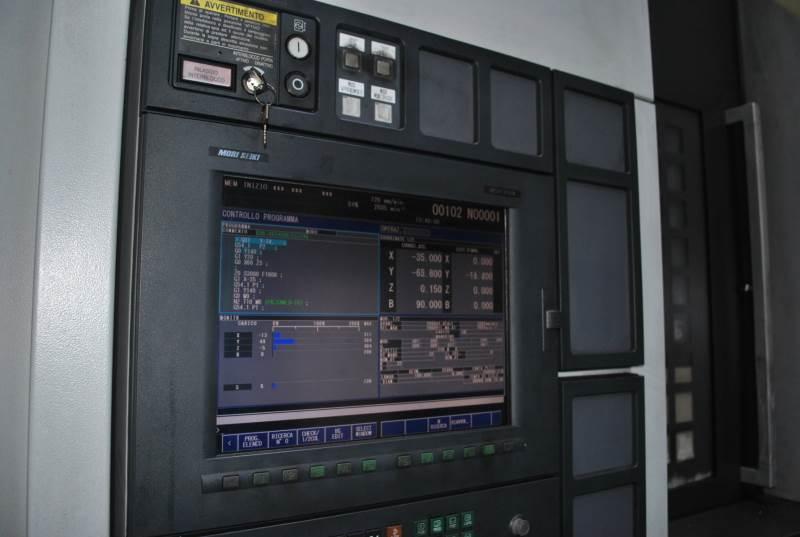 MORI SEIKI - NH 5000/40 DCG