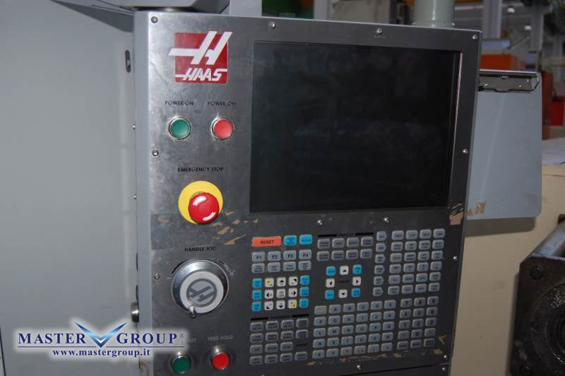 HAAS - VF3-SSHE