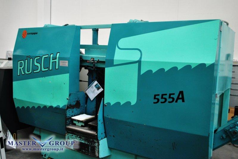 SEGATRICE A NASTRO CNC DOPPIO MONTANTE - USATA - SCORTEGAGNA - RUSCH 555A