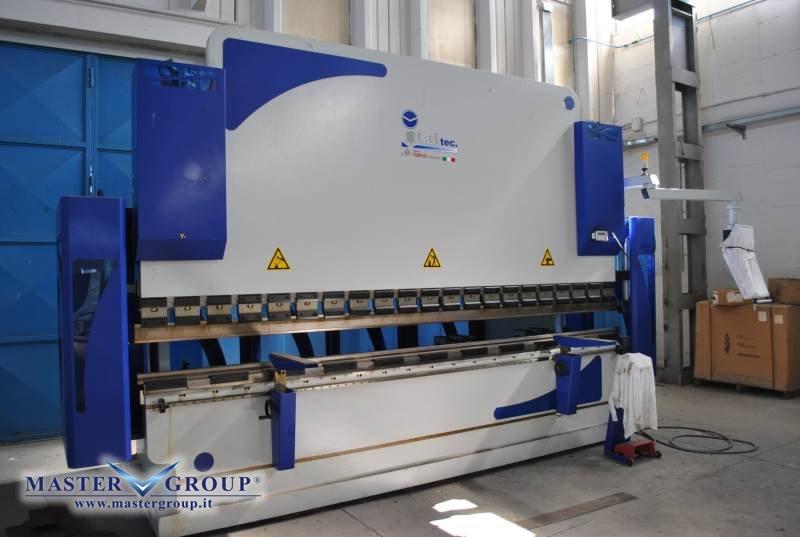 PIEGATRICE CNC SINCRONIZZATA A 4 ASSI - USATA - ITALTEC - ISB 200/40