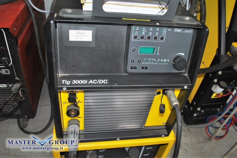 ESAB - ORIGO TIG 3000i