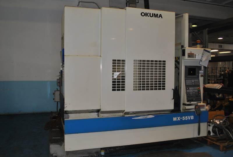 OKUMA - MX 55-VB