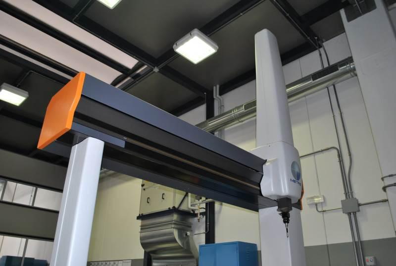 METRIS - KRONOS PLUS 80.20.15 CNC