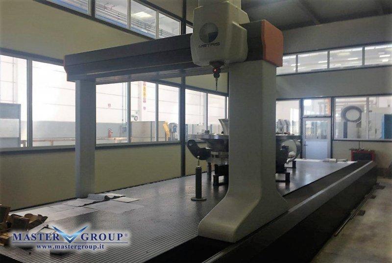 MACCHINA DI MISURA 3D - USATA - METRIS - KRONOS PLUS 80.20.15 CNC