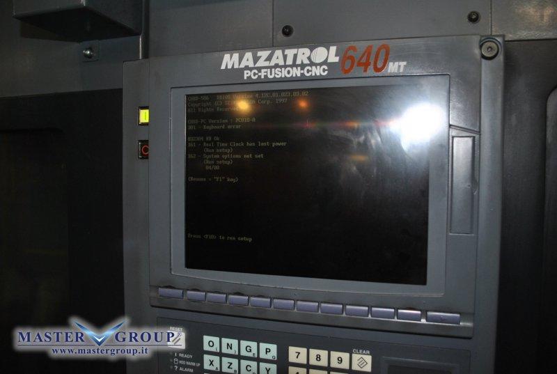 MAZAK - INTEGREX 300SY