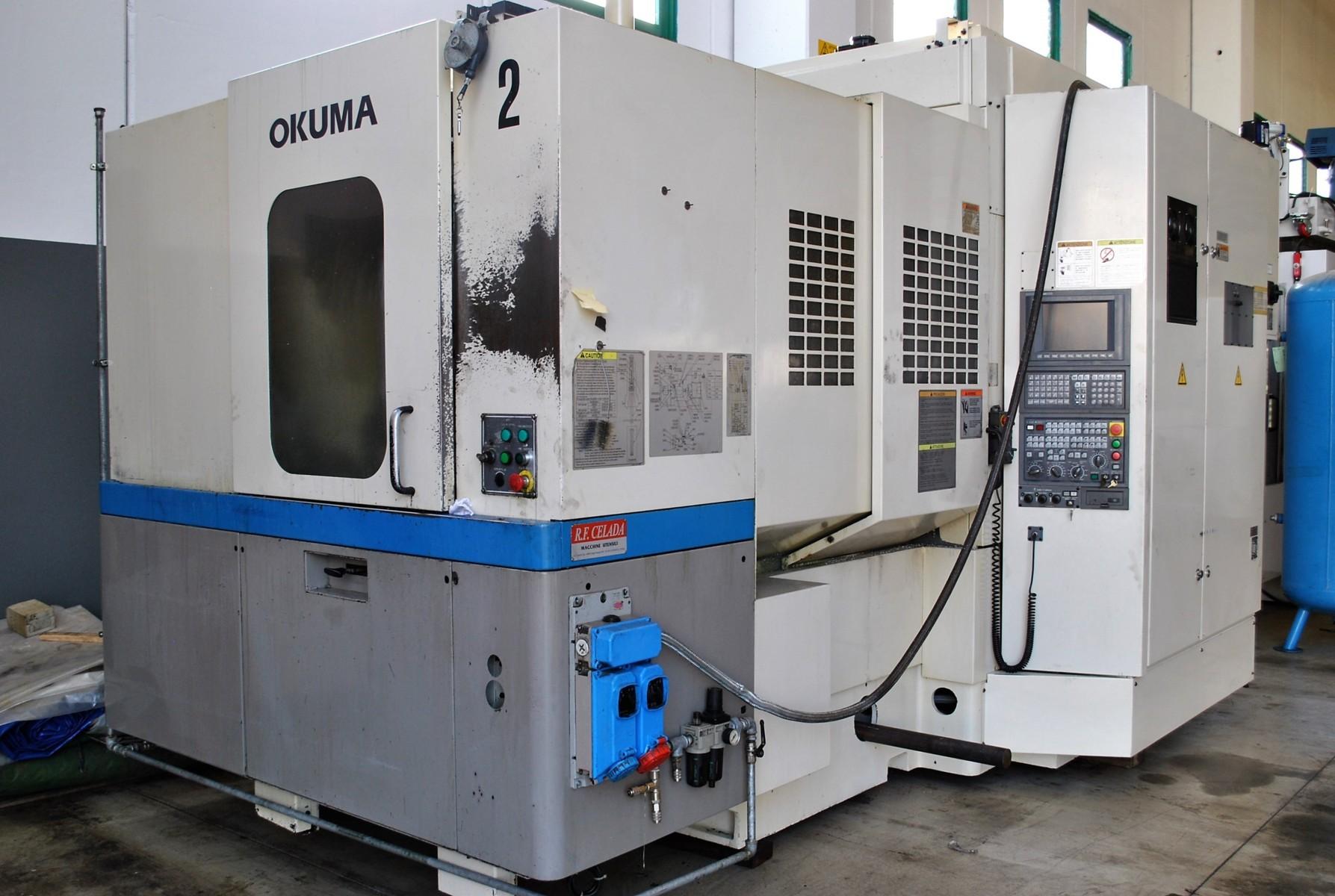 OKUMA - MA-40HA