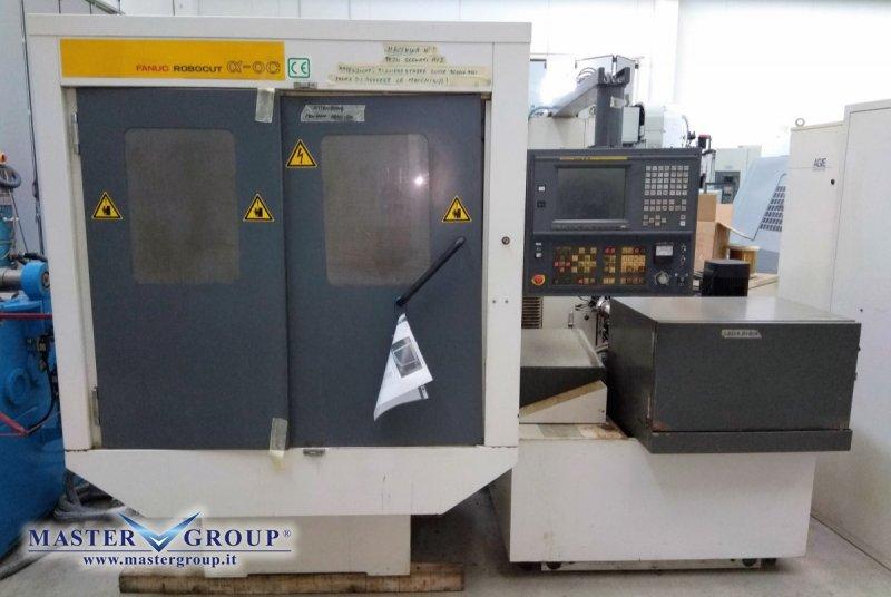 ELETTROEROSIONE A FILO CNC - USATA -  FANUC - ROBOCUT ALFA - 0C