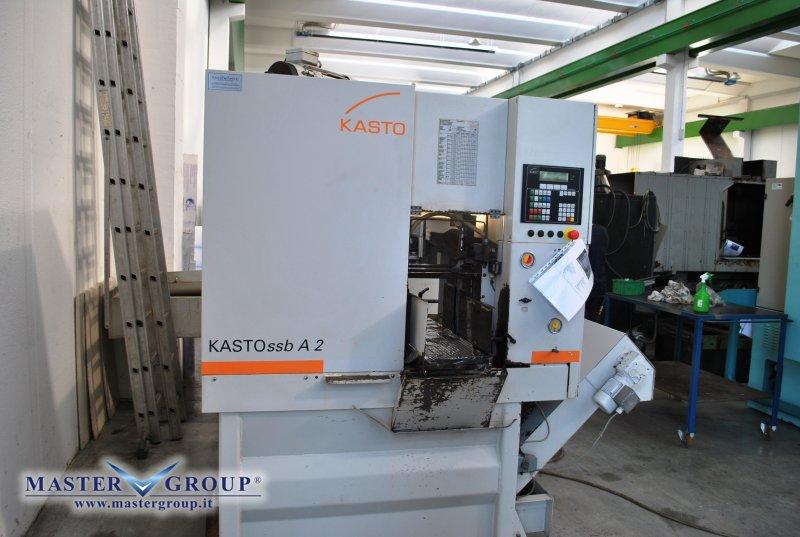 SEGATRICE A NASTRO AUTOMATICA - USATA - KASTO - SSB A2 CC
