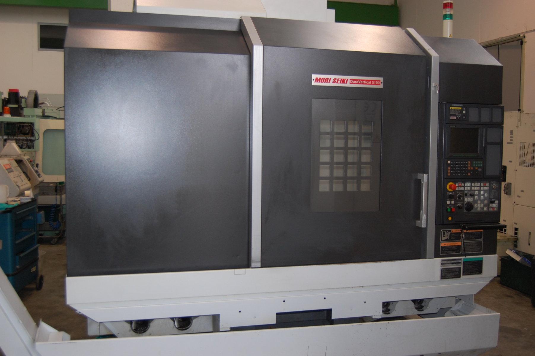 MORI SEIKI - DURAVERTICAL 5100