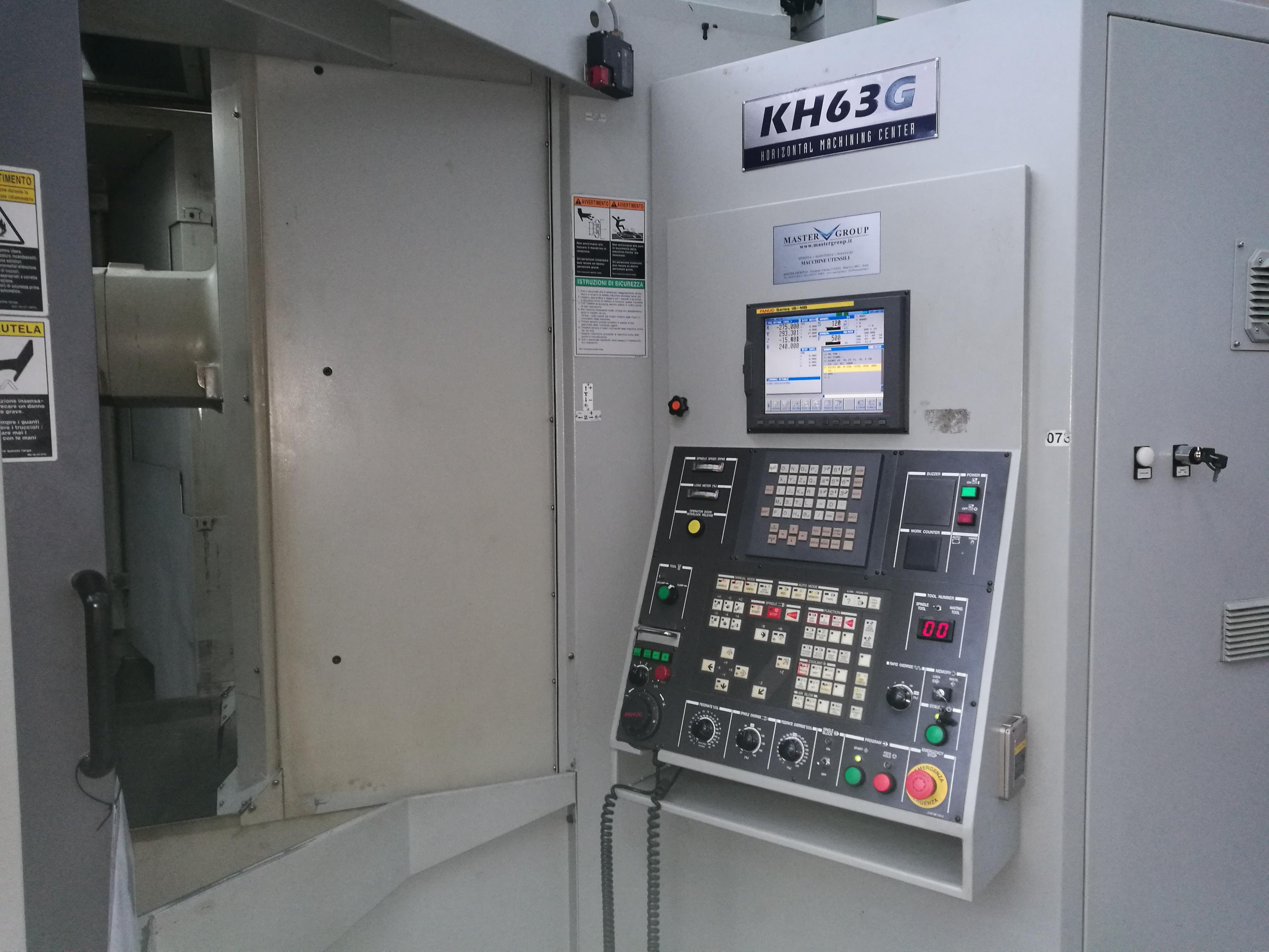 HYUNDAI KIA - KH 63G