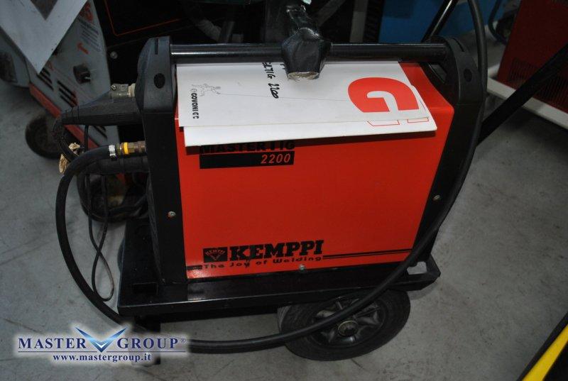 KEMPPI - MASTERTIG 2200