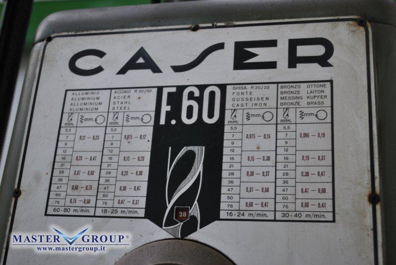 CASER - F60/1250