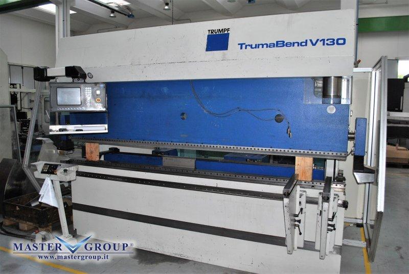 PIEGATRICE CNC SINCRONIZZATA A 6 ASSI - USATA -  TRUMPF - TRUMABEND V130