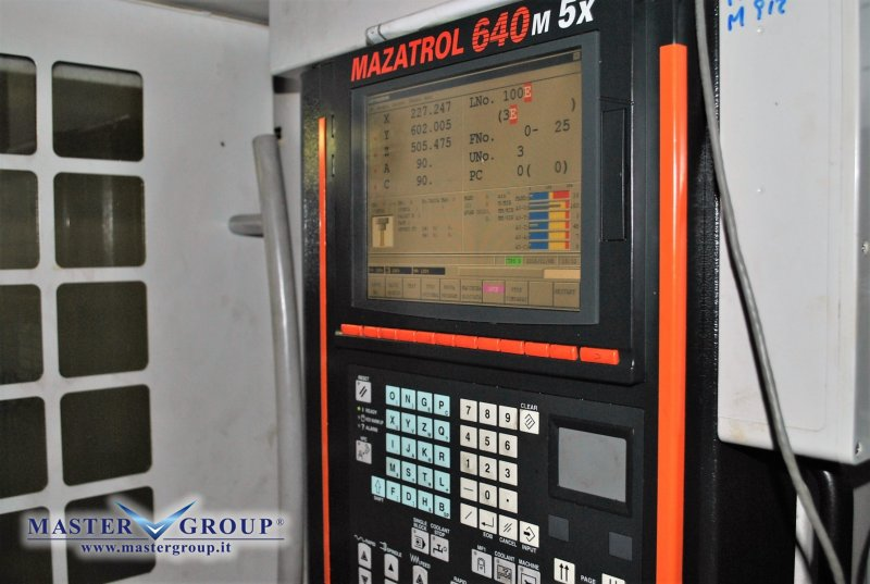 MAZAK - VARIAXIS 630-5X