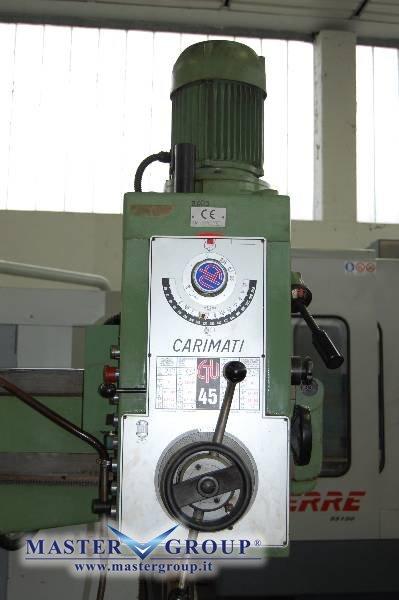 CARIMATI  - CTU 45