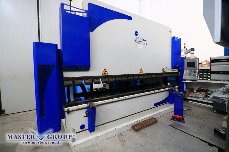 PIEGATRICE CNC SINCRONIZZATA A 4 ASSI - USATA - ITALTEC - ISB 160/40