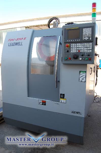LEADWELL - TDC - 510 S