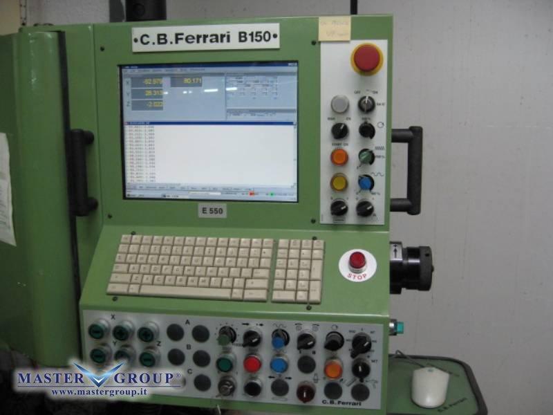 CB FERRARI - B 150 - E