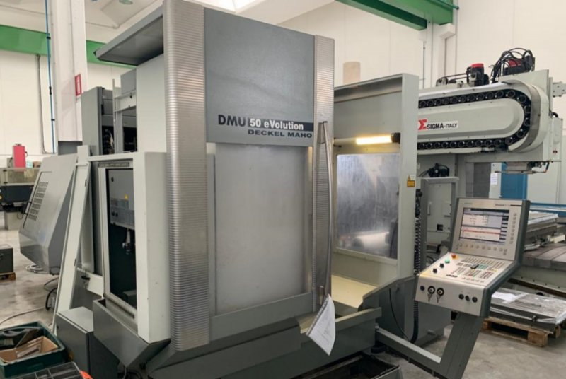 DMG - DECKEL MAHO DMU 50 EVOLUTION