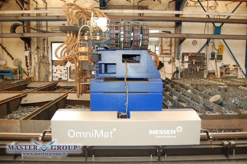 MESSER/DAMI - 1: OMNIMAT L 6200; 2: (2002)