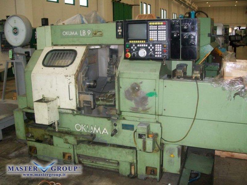 TORNIO CNC A 2 ASSI - USATO - OKUMA - LB 9