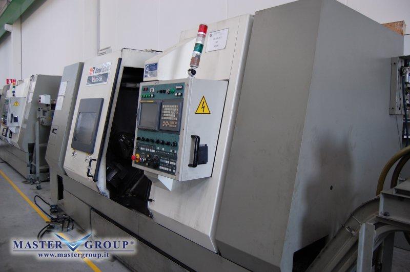 TORNIO CNC A 3 ASSI - USATO - VICTOR TAICHUNG - Vt-36/125CV