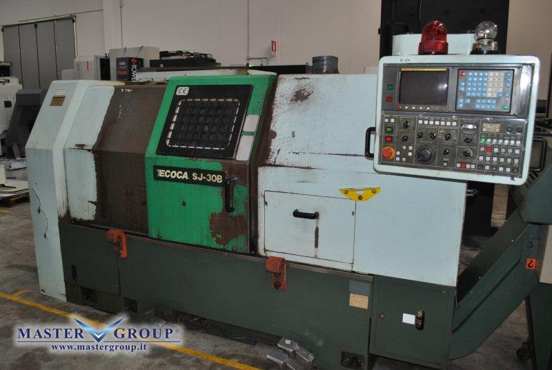 TORNIO CNC A 2 ASSI - USATO - ECOCA - SJ 30B