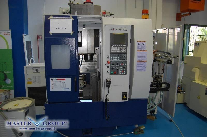 TORNIO VERTICALE CNC A 2 ASSI -USATO- TOPPER - TGL15C