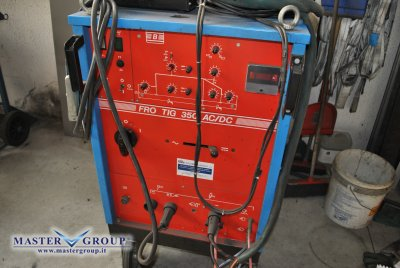 FRO - TIG 350 AC/DC