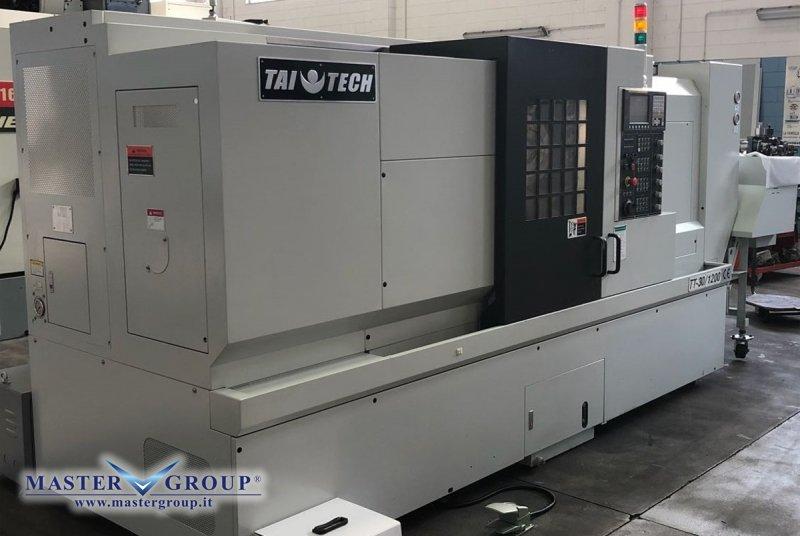 TORNIO CNC A 3 ASSI - USATO - TAI-TECH - TT 30-1200