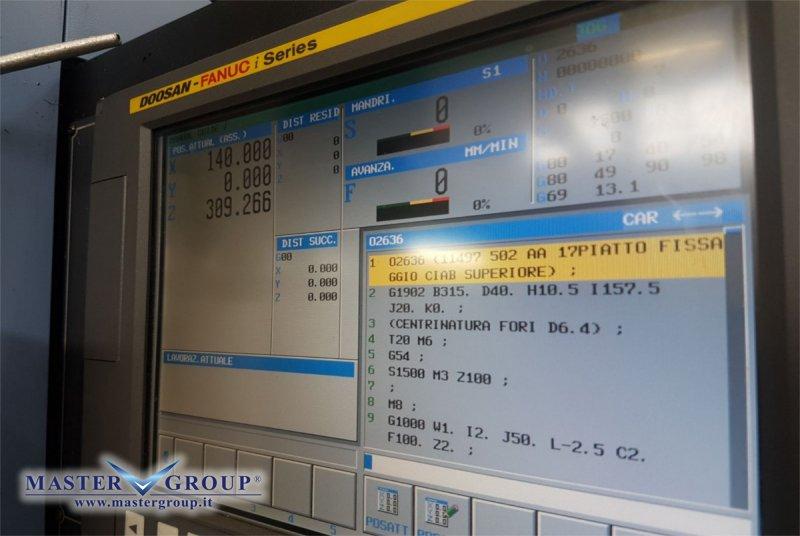 DOOSAN - MYNX 6500/50