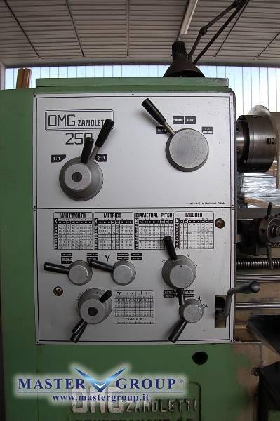 OMG ZANOLETTI - 250X1500