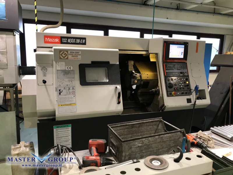 MAZAK - QUICK TURN NEXUS 200-II M