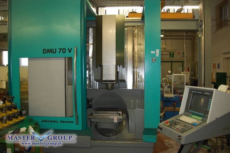 DMG - DECKEL MAHO DMU 70 V
