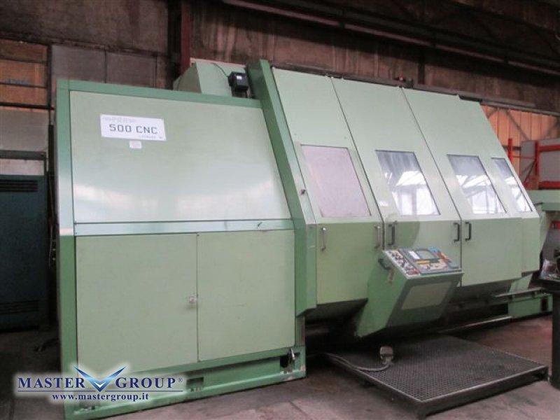 TORNIO CNC A 2 ASSI - USATO - PBR - 500X2000