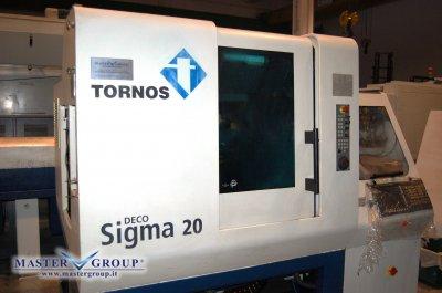 TORNOS  - SIGMA 20