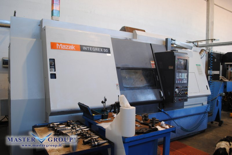 MAZAK - INTEGREX 30