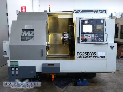 CMZ - TC 25BYS
