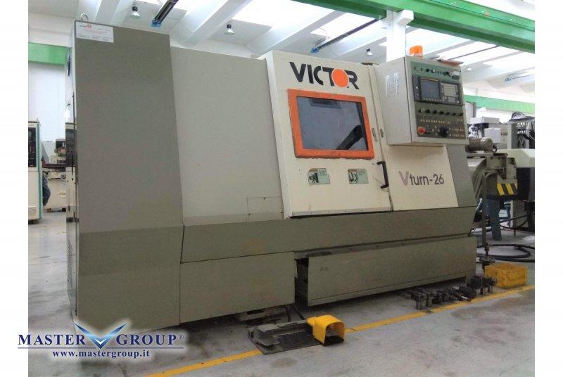 TORNIO CNC A 2 ASSI - USATO - VICTOR TAICHUNG - Vturn-26/60