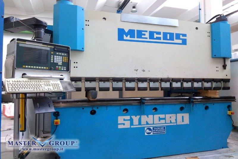 PIEGATRICE CNC SINCRONIZZATA A 7 ASSI - USATA - MECOS - SYNCRO 70/300