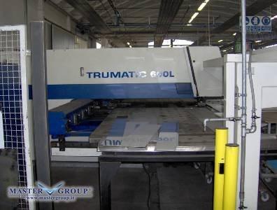 TRUMPF - TRUMATIC TC 600L - L1600 - FMC