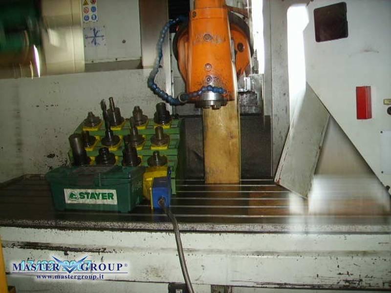 GLOBE - U 2100 CNC
