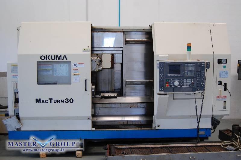 OKUMA - MAC TURN 30