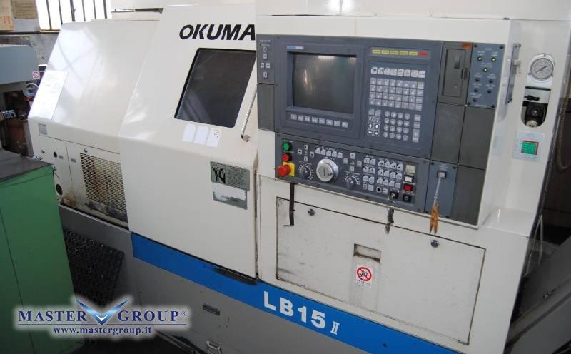 OKUMA - LB 15 II