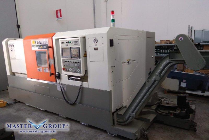 TORNIO CNC A 3 ASSI - USATO - VICTOR TAICHUNG - A26/85CV
