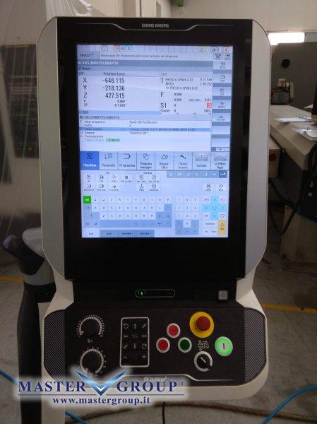 DMG MORI - CMX 1100 V