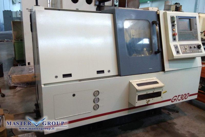 TORNIO CNC A 5 ASSI - USATO - GRAZIANO - GT300