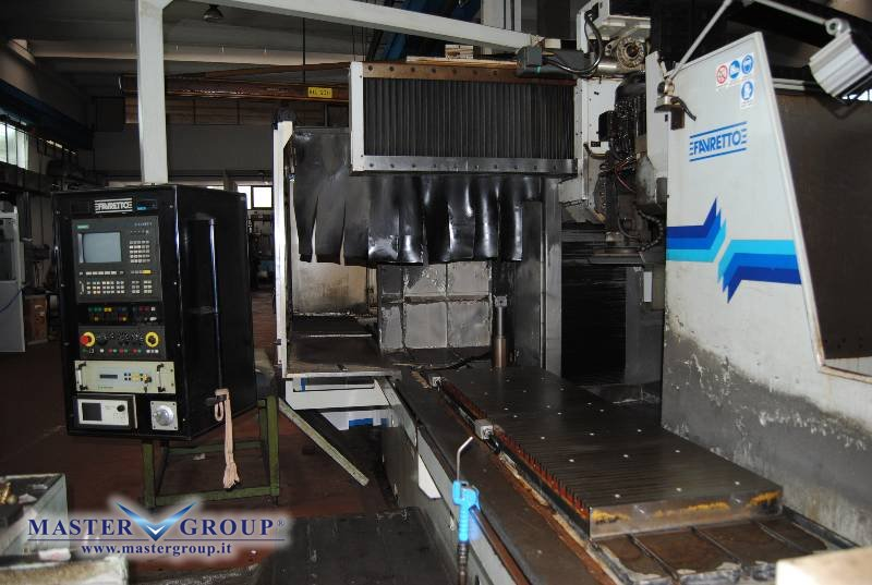 FAVRETTO - MC/U 200 CNC