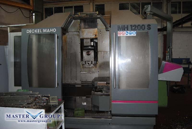 DMG - DECKEL MAHO MH 1200 S